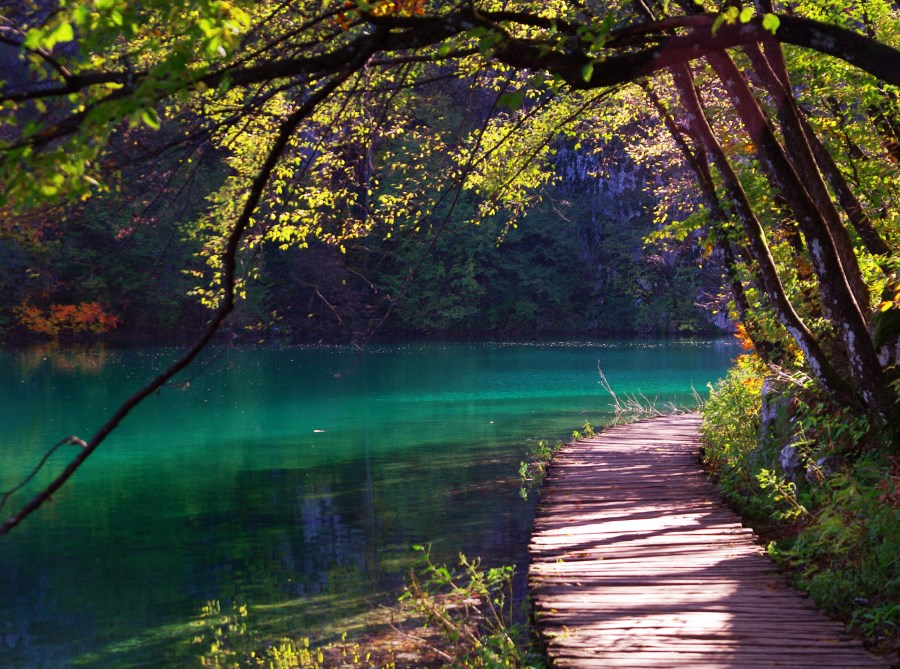 Notice – NP Plitvice Lakes Tickets!
