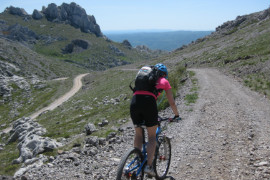 Baške Oštarije Cycling Tour