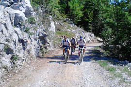 Velebit Adventure Cycling Tour